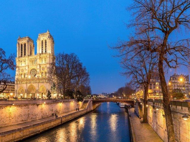 Frankrijk - Notre-Dame in Reims