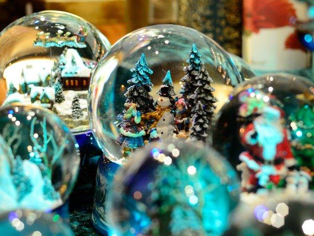 Duitsland - Souvenirs op een kerstmarkt