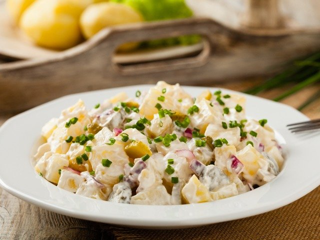 Duitsland - Aardappelsalade