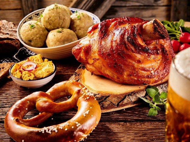 Duitsland - Schweinhaxe gerecht