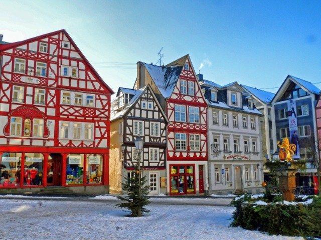 Duitsland - Hachenburg