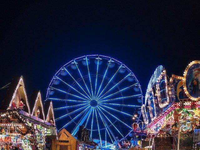 Duitsland - Kerstmarkt in Rostock
