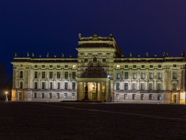 Duitsland - Slot Ludwigslust