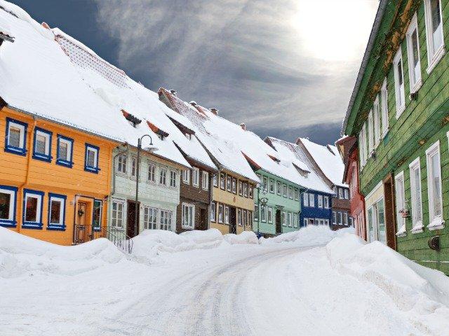 Duitsland - St. Andreasberg