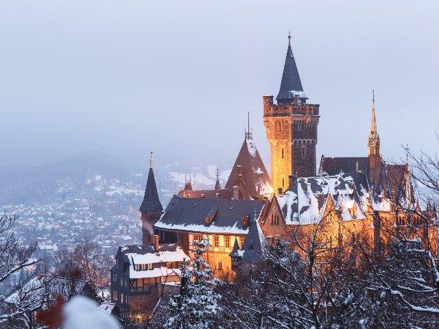 Duitsland - Kasteel Wernigerode