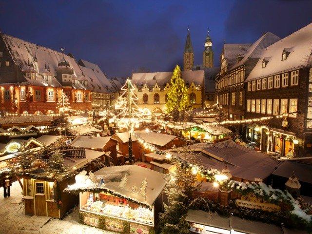 Duitsland - Goslar kerstmarkt