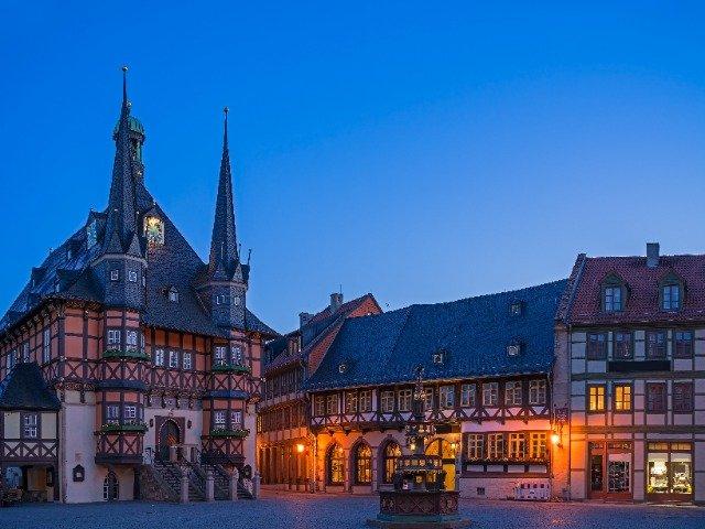 Duitsland - Wernigerode