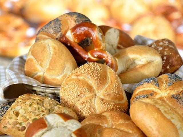 Duitsland - Duitse broodjes in Kulmbach