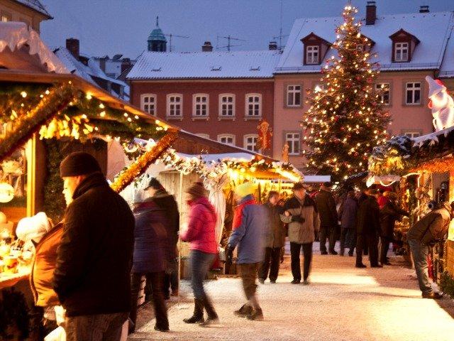 Duitsland - kerstmarkt Bamberg