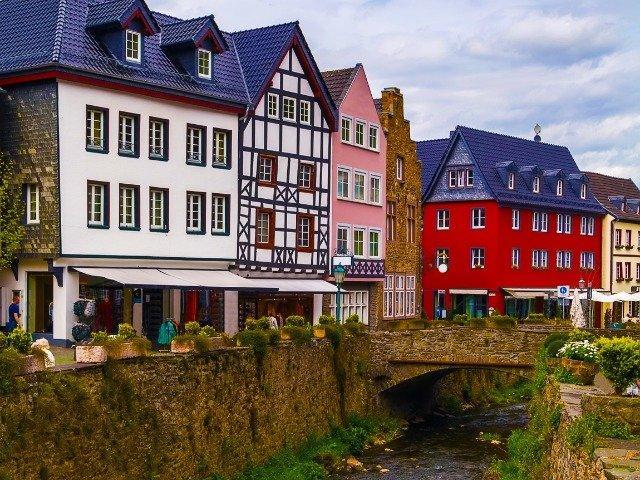 Duitsland - Bad Münstereifel