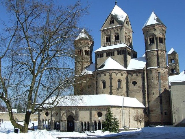 Duitsland - Benedictijnenklooster Maria Laach