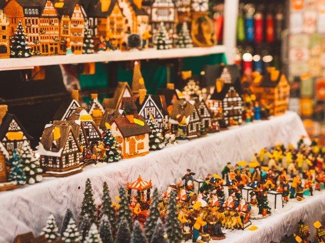 Duitsland - Souvenirs op de kerstmarkt