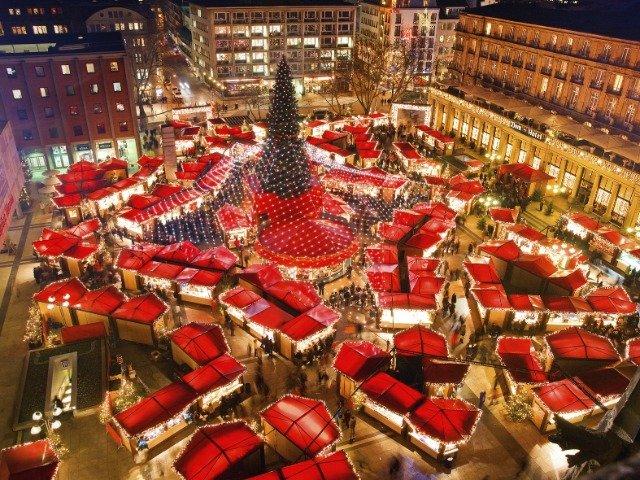 Duitsland - Kerstmarkt in Keulen
