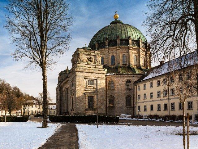 Duitsland - St. Blasien klooster