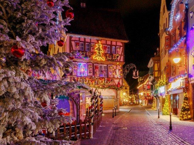 Frankrijk - Colmar