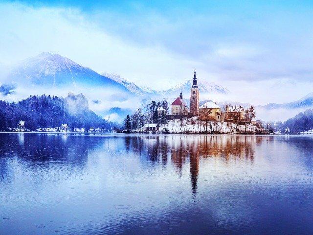 Slovenië - Bled
