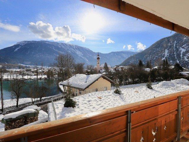 Oostenrijk - Uitzicht vanaf landhotel Seeblick