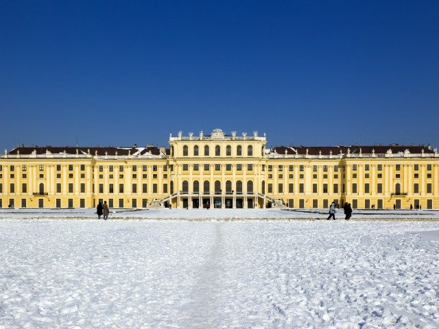 Oostenrijk - Slot Schönbrunn