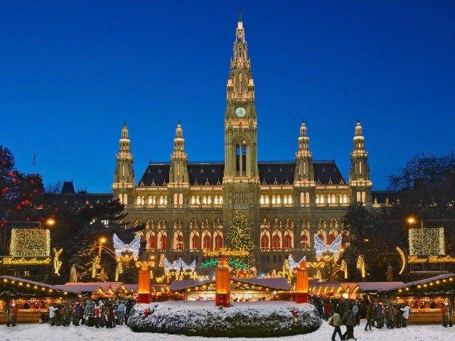 Oostenrijk - Kerstmarkt in Wenen