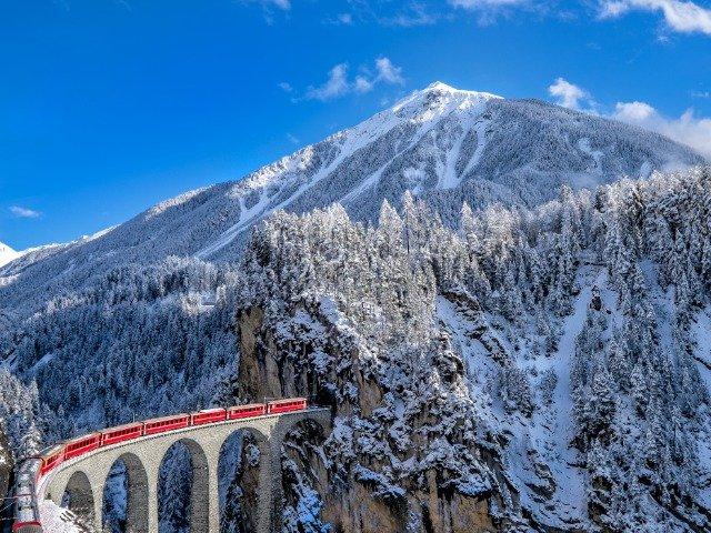 Zwitserland - De Glacier Express