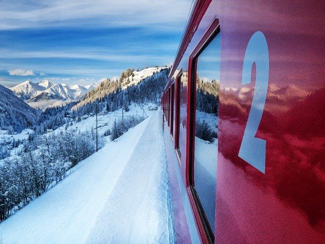 Zwitserland - Glacier Express