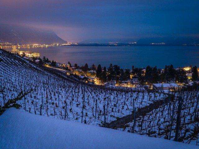 Zwitserland - Montreux