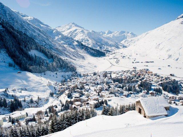 Zwitserland - Andermatt