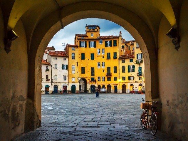 Italië - Lucca