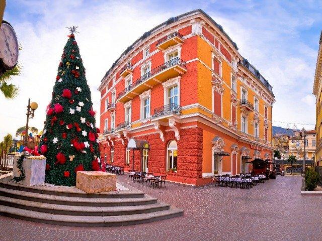 Kroatië - Opatija