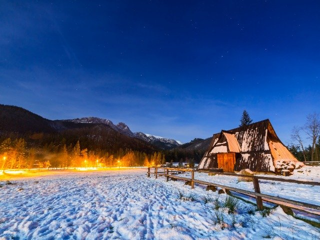 Polen - Tatra gebergte