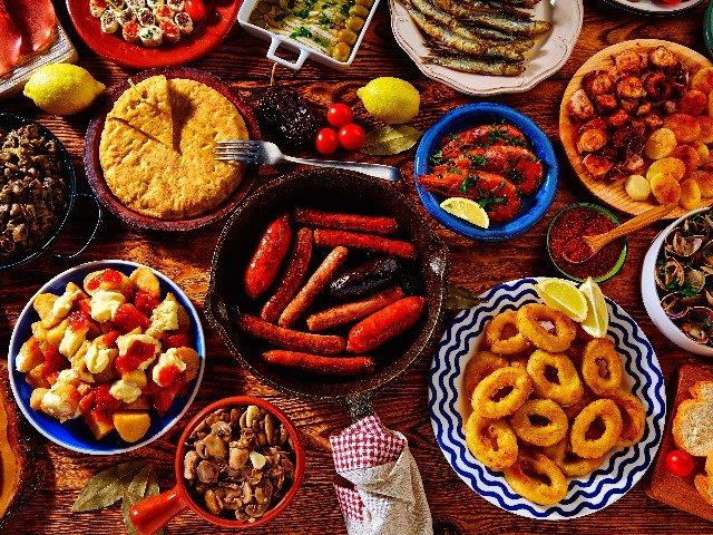 Spaanse tapas