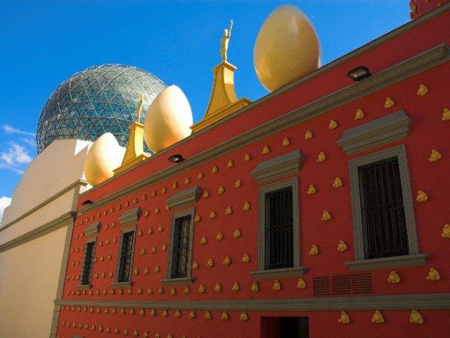 Spanje - Salvador Dali Museum