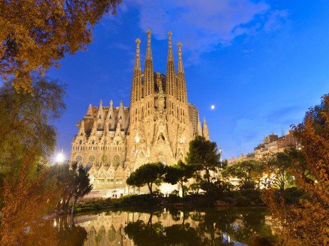 Spanje - Sagrada Familia