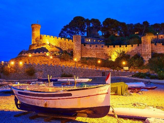 Spanje - Tossa de Mar