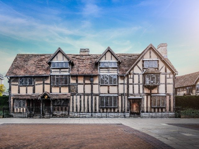 Engeland - Stratford-upon-Avon, de geboorteplaats van William Shakespeare