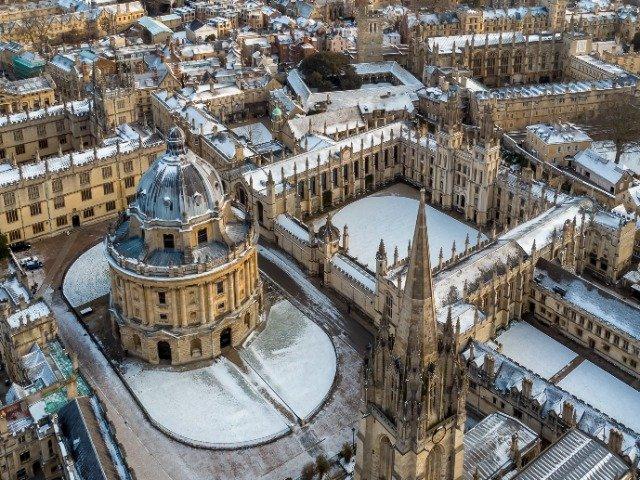 Engeland - Oxford
