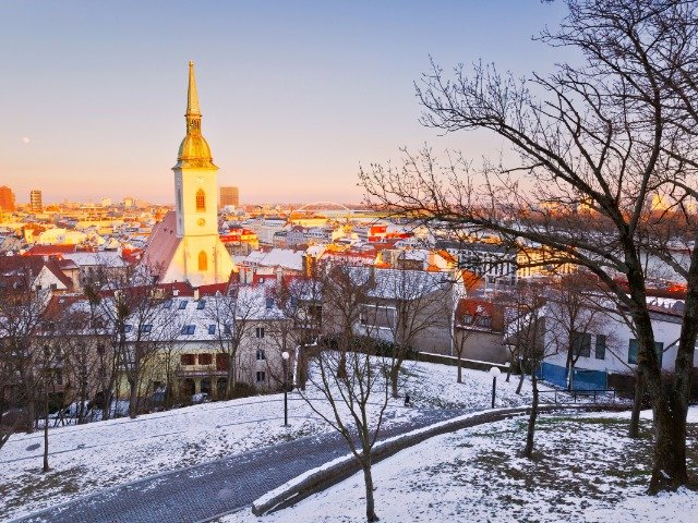 Slowakije - Bratislava