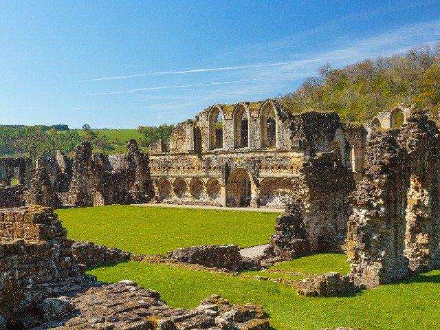 Engeland - Rievaulx Abbey