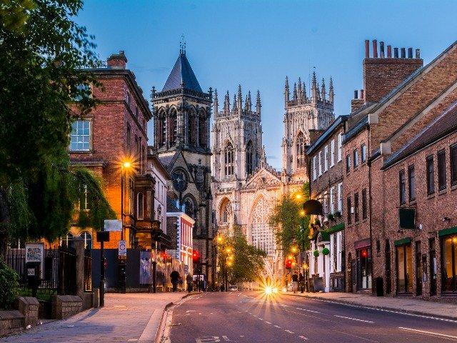 Engeland - York