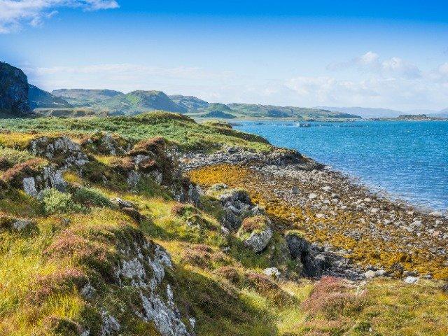 Schotland - Eiland Kerrera