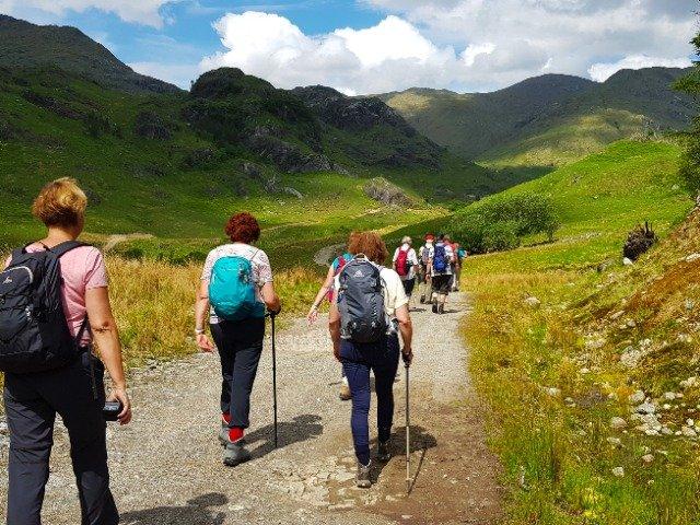Schotland - Wandeling Glenfinnan