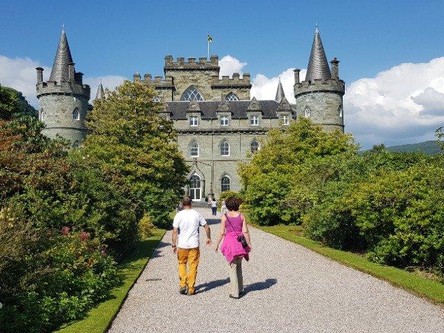 Schotland - Inveraray Castle