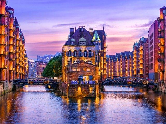 Duitsland - Hamburg