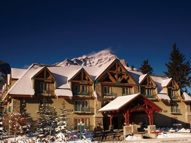 Banff - Banff Inn*** - aanzicht