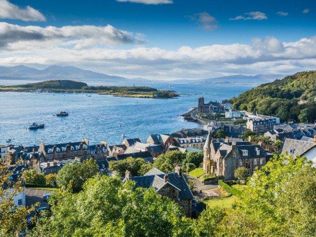 Schotland - Oban