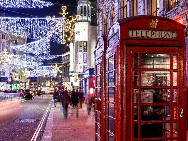 Groot-Brittannië - Londen