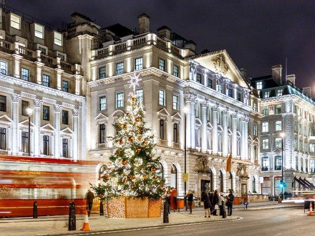 Groot-Brittannië - Londen, Waterloo place