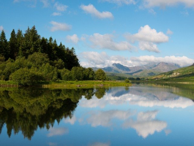 Groot Brittannië - Wales - Snowdonia NP