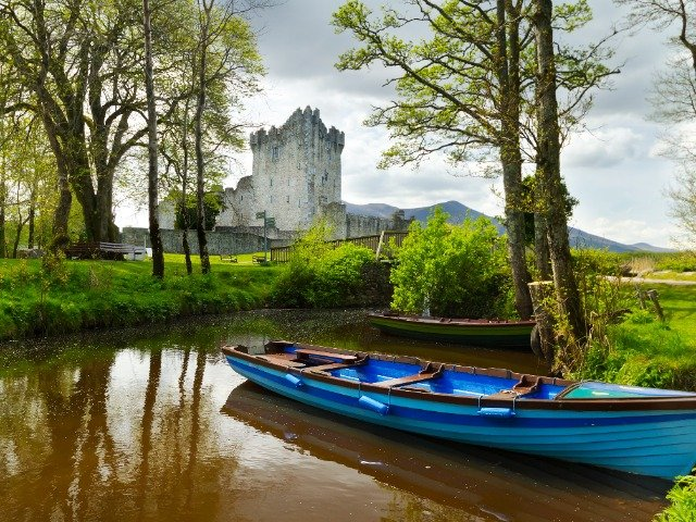 Ierland - Ross Castle