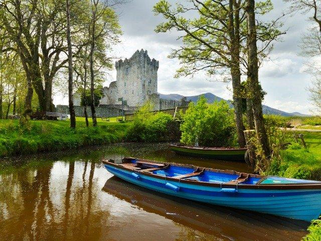 Ierland - Ross Castle